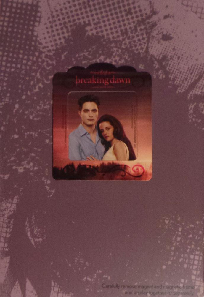"Greeting Card Birthday Niece the Twilight saga Breaking Dawn part 1 ""In a world"""