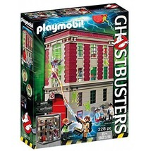 PLAYMOBIL Ghostbusters  Firehouse Kids Boys Toys Gift Christmas Birthday... - $100.15