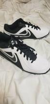 Nike MVP Pro Men's Size 15 Baseball Cleats.new.free shipping  black &  w... - $29.69