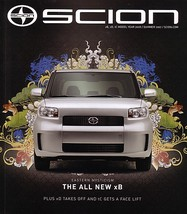 2008 Scion xB xD tC brochure catalog magazine ISSUE 10 ist - $8.00