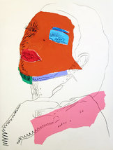 """Andy Warhol II.127 """"Ladies & Gentleman"""" 1975 - S/N Screeprint - Retail $... - $9,950.00"""