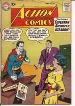 DC Action Comics #264 Superman Becomes A Bizarro Supergirl Linda Lee - $24.95