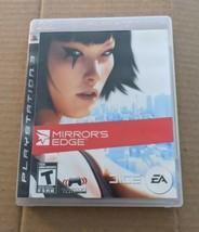 Mirror's Edge (PS3, Sony Playstation 3, 2008) - $7.45