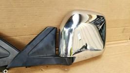 97-02 Mitsubishi Montero Pajero Sport JDM Chrome Heated Power Fold Mirrors L&R image 2