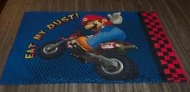 Nintendo MARIO KART LUIGI MARIO Wii Racing PILLOW CASE Pillowcase - $14.85