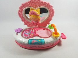 Fisher Price Princess Mommy Musical Jewelry Box - DMC39, No Bracelets In... - $25.73
