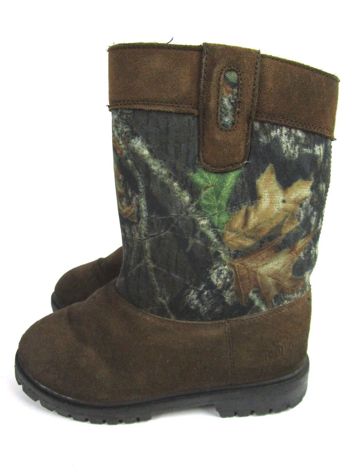 49b96b3c430 Redhead Slip On Youth Work Hunting Boots and 50 similar items