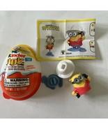 Kinder Joy Egg Rise Of Gru Minions Collectible Mini Figure Toys Safari W... - $7.91
