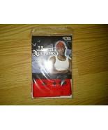 Urban Xperience Hip Hop Red Black Card Doo Rag Durag Du Rag Skull Cap H... - $1.99