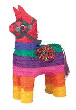 Rainbow Donkey Pinata - $13.69