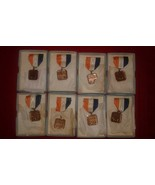 Vtg 1958 Swimming Bronze Medal International Age Group Miami Swimming AS... - $35.00