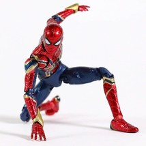 Iron Spider Spiderman Avengers Infinity War Action Figure with Box - $54.43