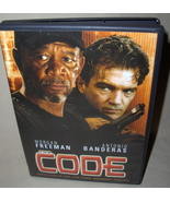 Morgan Freeman The Code DVD - $9.95