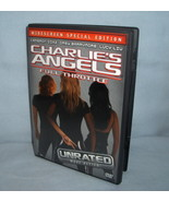 Charlie's Angels  Full Throttle  DVD - $9.95