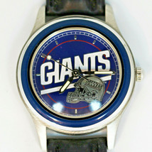 New York Giants 1994, New Official Fossil Collectible LTD, Silver Tone Watch $85 - $74.10
