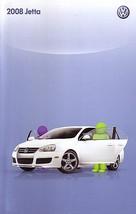 2008 Volkswagen JETTA brochure catalog US 08 VW 2.5 SEL - $9.00