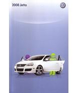 2008 Volkswagen JETTA brochure catalog US 08 VW 2.5 SEL - $8.00