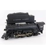 Lionel Postwar 1666 Prairie Type 2-6-2 Steam Locomotive w 2466WX O27 Res... - $247.49