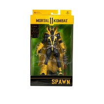 Spawn Mortal Kombat 11 Gold Label McFarlane Toys Action Figure - $36.99