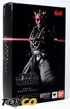 In Stock US Star Wars Mei Sho Movie Realization Sohei Darth Maul Bandai - $81.96