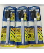 Rayovac Value Bright, 8 Light Modes, 3 Color LED Flashing Light Stick VB... - $7.70