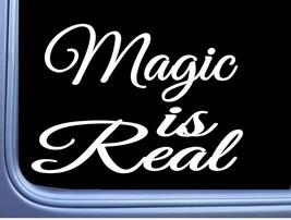 magic Is Real M397 6 inch Sticker empath mystic Decal soul magic psychic - $4.49