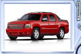 KEYTAG 2008 2009 2010 2011 2012 RED CHEVY AVALA... - $9.95