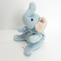 "Beanie Baby ""Peanut The Elephant"" Retired 1995 with ERRORS ☆☆ - $101.16"
