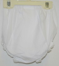 EmbroiderThis 130150 Polyester Cotton Blend White Bloomer Size 5 image 2