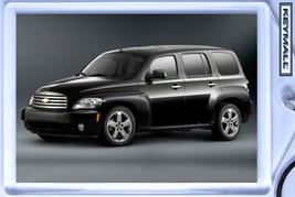KEYTAG 2009/2010/2011 BLACK CHEVY HHR LS/LT/SS ... - $9.95