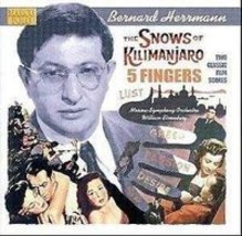 The Snows Of Kilimanjaro & 5 Fingers - Soundtrack/Score CD ( LIKE NEW ) - $26.80