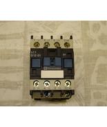 Telemecanique Contactor LC1 D1201M7 - $28.50
