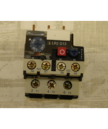 Telemecanique Thermal Overload Relay LR2 D1304 - $24.50