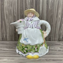 Dept 56 Storybook Village Tea Set Mary Mary Quite Contrary - $42.00