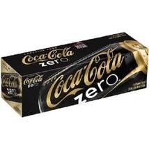 Coca Cola Caffeine Free Coke Zero 12 pack - $21.63