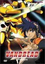 Vandread - Vol. 4: Pressure (DVD, 2002) - $7.00