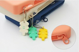 Brunch Brother Holabear Silicone Pen Pencil Case Pouch Bag Organizer Keychain image 2