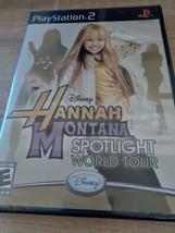 Sony PS2 Hannah Montana: Spotlight World Tour image 1