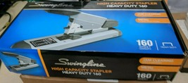 Swingline Platinum - Stapler - heavy-duty - 160 sheets - metal - $34.64