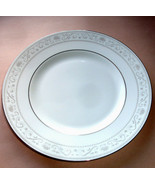 """Wedgwood Runnymede Platinum Accent Salad Plate 9"""" Made in England New - $23.90"""