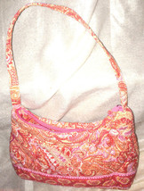 Vera Bradley MOLLY in SHERBET in Great Gently Used Condition - ₨1,030.65 INR