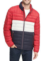 Tommy Hilfiger Men's Ultra Loft Insulated Packable Down Puffer Nylon Jacket image 9