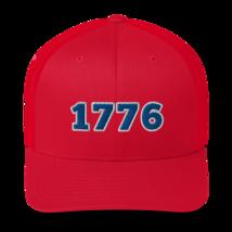 Betsy Ross hat / 1776 hat / betsy Ross Trucker Cap image 1