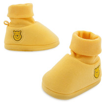 New Disney Store Winnie the Pooh Shoes for Baby Sz 12-18 Mos  - $15.99