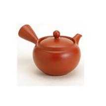 Tokoname kyusu Japanese teapot - TAKASUKE (310cc/ml) Ceramic Fine Mesh - $90.89