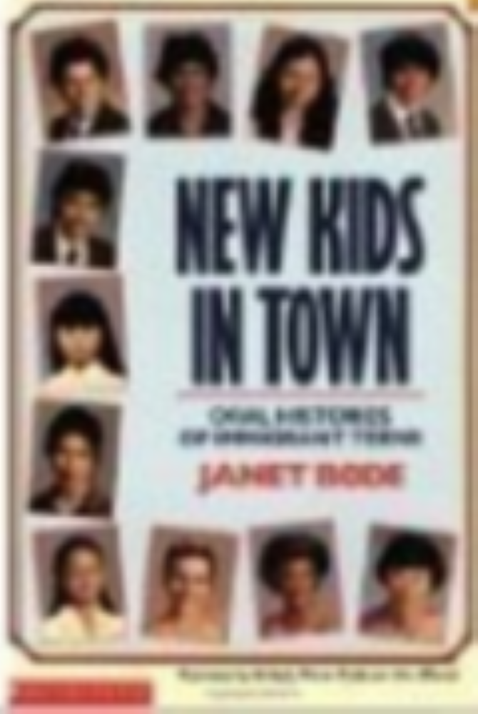 New Kids in Town by Janet Rode