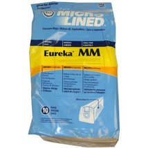 DVC Home Care Products Eureka Mighty Mite Micro Lined Paper Vacuum Bag, 10-Pack - $13.06