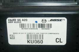 Mazda 6 Mazda6 BOSE Amplifier Amp Stereo Radio Receiver Audio 9M81-18T806 AB image 6