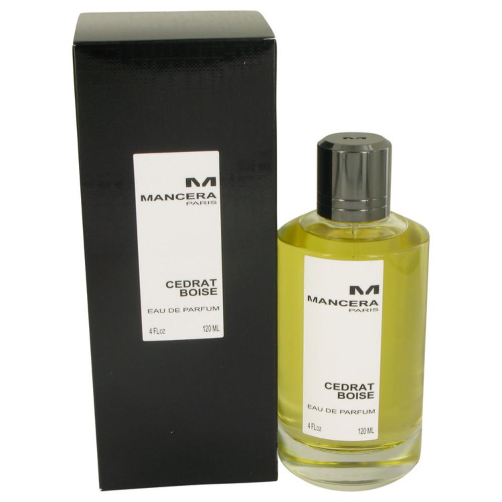 Mancera Cedrat Boise Eau De Parfum Spray (unisex) 4 Oz For Women - $156.99