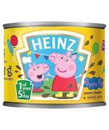 Heinz Peppa Pig Pasta Shapes 205g - $1.90